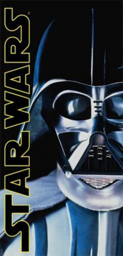 Disney Star Wars Sith Lord Darth Vader 28 x 58 Beach Towel