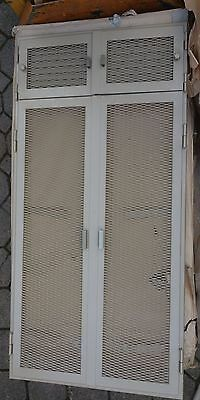 Ofentüre Ofen Kachelofen Lagerfund 57,3 X 116,2 cm