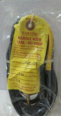 Cell Salinity Indicator Mc-58 Mcnab. Inc To Dry Test Use Cell Test Module