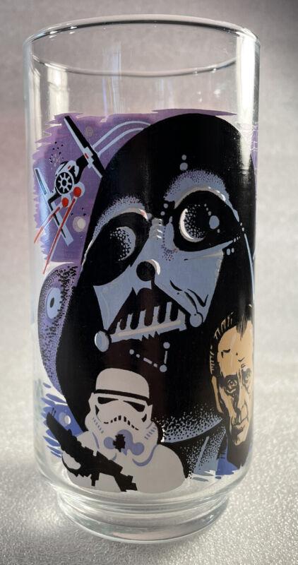Burger King '77 Star Wars Cup, Darth Vader, Rare Mint 1977