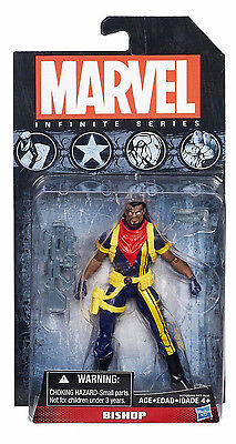 "MARVEL Infinite Series Collection_BISHOP 3.75 "" action figure_MIP_New & Unopened"