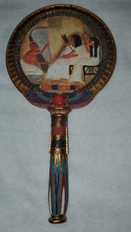 Egyptian Hand Mirror