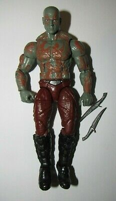 "Marvel Legends 6"" scale figure Drax Groot series complete excellent"