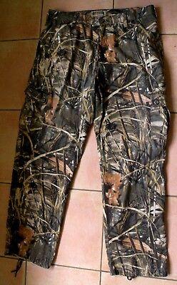0d053c17c03d3 Russell Outdoors Men's Camo Hunting Pants Size L