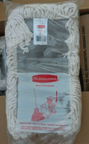 """Rubbermaid Commercial Products Castaway Blend 24"""" L15300WH00"""