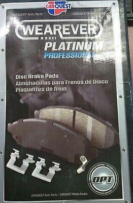 Carquest Wearever Platinum Conscientious Ceramic Brake Pads