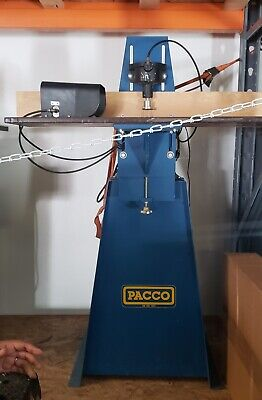 Pacco 300 Single Spindle Horizontal Boring Machine Woodworking Machinery