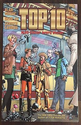 TOP 10 Book 1 The New Collection Graphic Novel America's Best Comics 2000 (10 Best Graphic Novels)