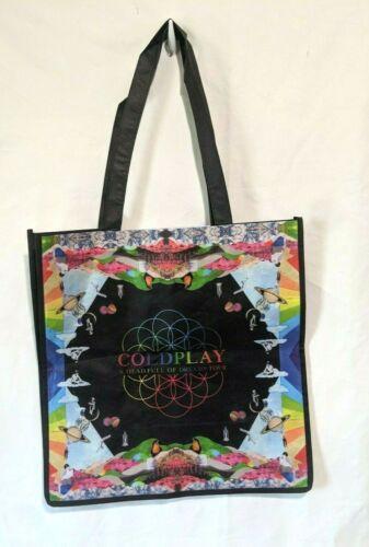 Coldplay- A Head Full of Dreams Tour Gift Bag From Rose Bowl Pasadena