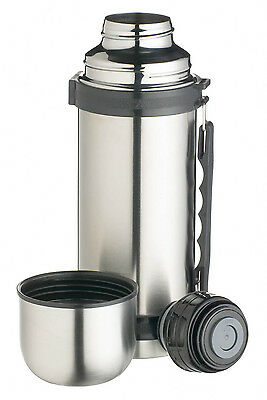 Uniware Stainless Steel Vacuum Flask Bottle Thermos, Portable Insulated , 1L