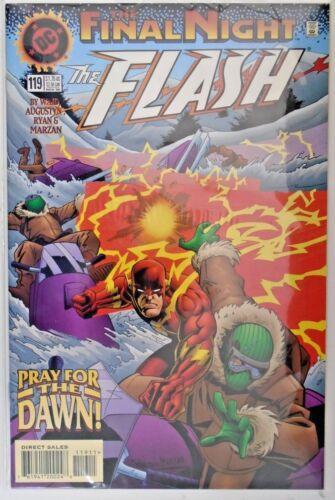 *Flash Vol 2 #119-134 Grant Morrison (16 books)