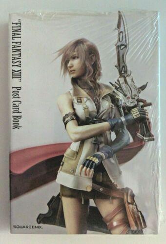 Final Fantasy XIII Postcard Book