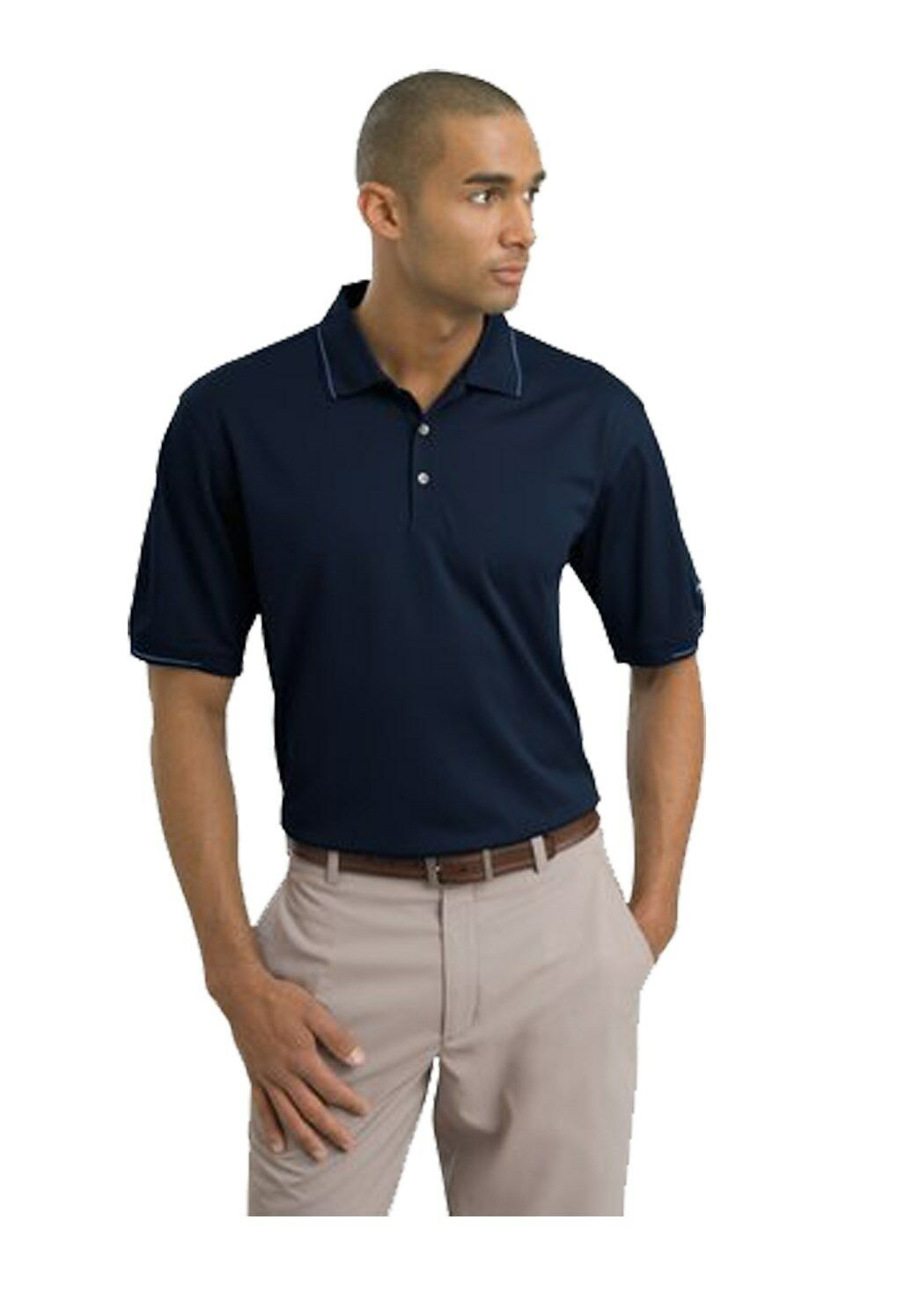 Nike Golf Mens Size S L Xl 3xl 4xl Dri Fit Polo Sport Shirts With