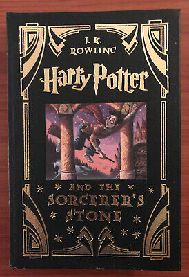 Harry Potter And The Sorcerer's Stone, Leather Collector's Edition, 2000