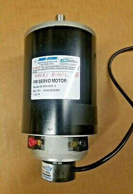 Cmc Me3528-565d Pm Servo Motor With Encoder 14414-612