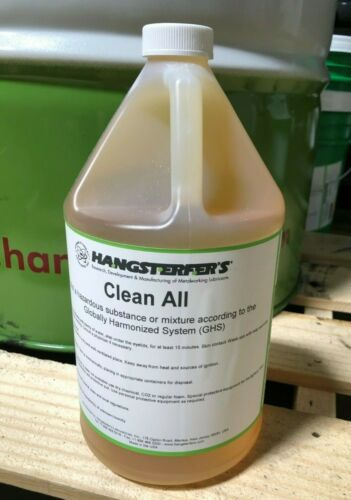 Hangsterfers Clean All: 1 gallon