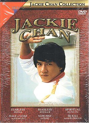 The Jackie Chan Collection  Dvd  1999     New   Factory Sealed