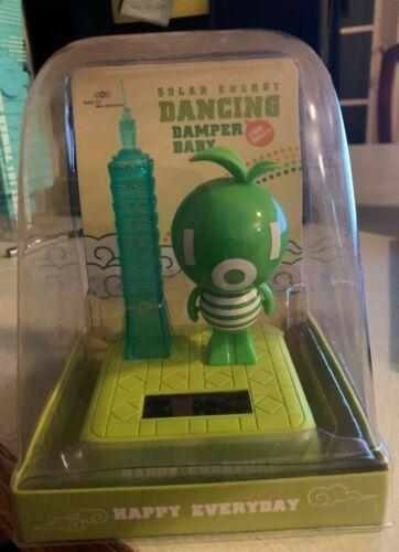 Solar Dancing Damper Baby from 101 Taipei Taiwan Tower (rare)