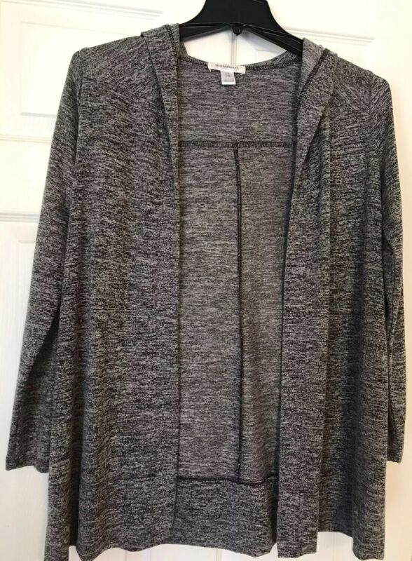 Motherhood Maternity - Lightweight Hooded Cardigan - Size M
