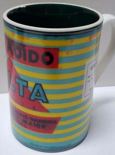 Beautiful Vintage Delta Cafés Commemorative 1961 Coffee Mug - Portugal