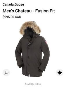 ***CANADA GOOSE MENS 2XL JACKET***