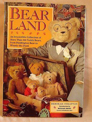 Book - Bearland by Deborah Stratton