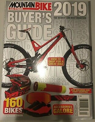 Mountain Bike Action Magazine Buyer's Guide 2019 Mountain Bike Action Magazine