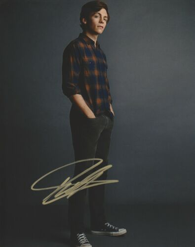 Ross Lynch Chilling Adventures Sabrina Autographed Signed 8x10 Photo COA AG6