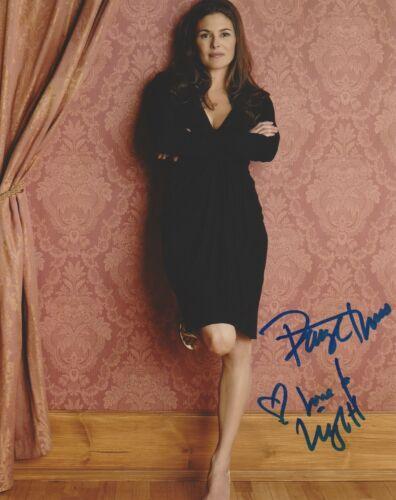 Paige Turco Sexy Autographed Signed 8x10 Photo COA BA69