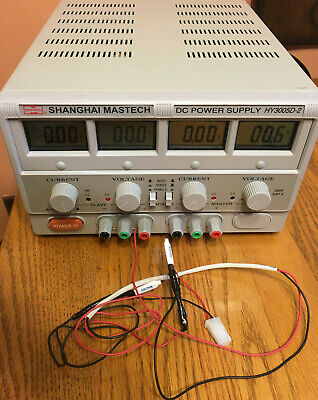 Mastech Hy-3005d-2 Dc Power Supply Dual Output