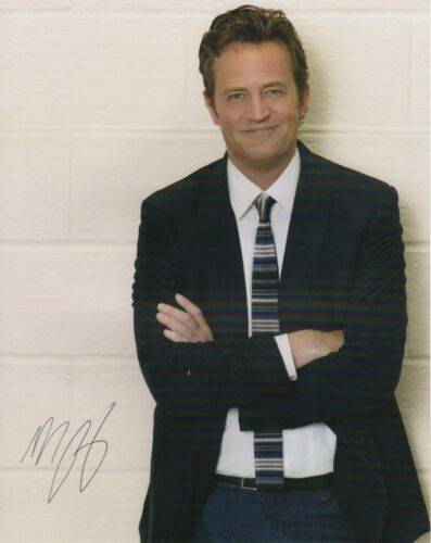 "Matthew Perry ""Friends"" Autogramm signed 20x25 cm Bild"