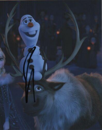 Josh Gad Frozen Autographed Signed 8x10 Photo Coa Ef644 Entertainment Memorabilia Photographs