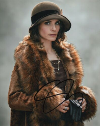 Charlotte Riley Peaky Blinders Autographed Signed 8x10 Photo COA #C6