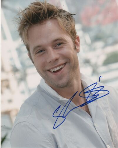 Shaun Sipos Krypton Autographed Signed 8x10 Photo COA AB62