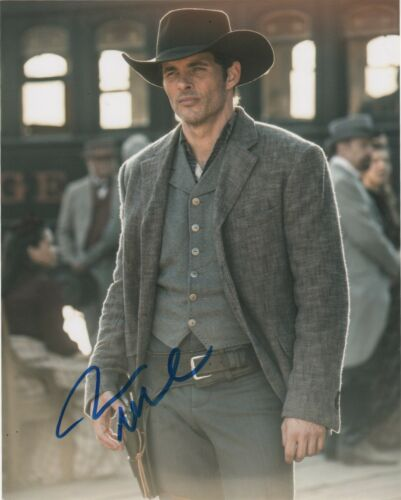 James Marsden Westworld Autographed Signed 8x10 Photo COA D17