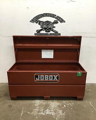 Jobox Industrial Tool Storage Chest Model 1-655990d 60x 24x 28 Nib
