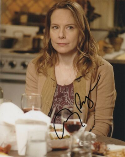 Amy Ryan The Office Autographed Signed 8x10 Photo COA EF219