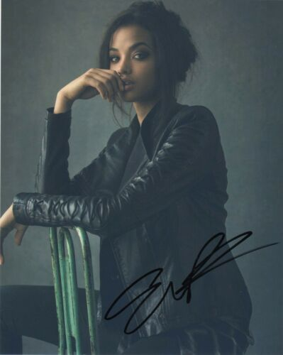 Ella Balinska Charlie's Angels Autographed Signed 8x10 Photo COA 2020-3