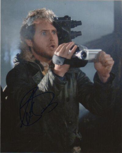 Television Romantic Elizabeth Blackmore Signed 8x10 Autograph Photo W/ Coa The Vampire Diaries