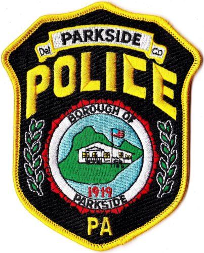 Parkside Police Patch Pennsylvania PA