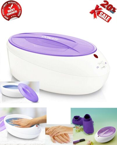 Paraffin Spa Bath For Hands Moisturizing Wax Therapy Melt Machine Warmer Thermal