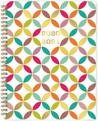 2020-2021 Planner - Academic Weekly Monthly Planner With To-do List 8 X 9.8