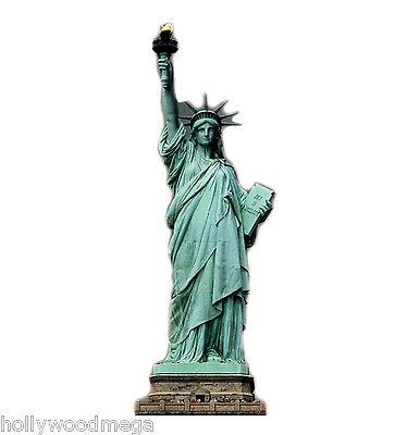 - Statue of Liberty Standup Cardboard Cutout # 373 - 5610