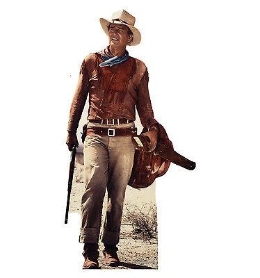JOHN WAYNE - MOVIE STAR - LIFE SIZE STANDUP/CUTOUT BRAND NEW - DESERT - Life Size Cutouts