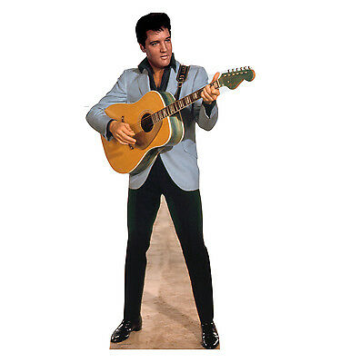 Life Size Elvis Cutout (ELVIS PRESLEY - LIFE SIZE STANDUP/CUTOUT BRAND NEW - MUSIC)