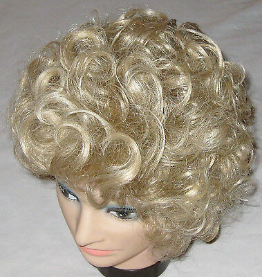 ~~ Paula Young Celebrity Secrets Blonde Synthetic Style Enhancer Wig ~~ NEW ~~