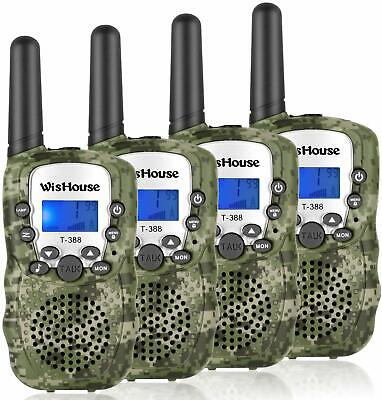 Wishouse Walkie Talkies for Kids,Popular Toys for Boys and Girls Best