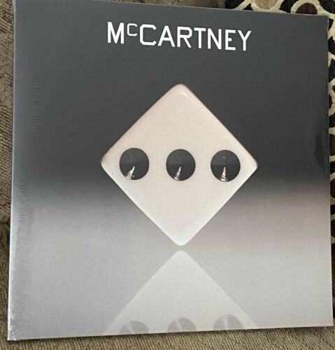 Paul McCartney III Violet Vinyl RARE Limited Edition Factory Sealed Sold Out  - $99.00