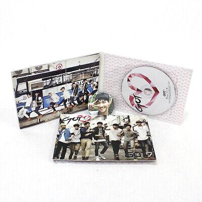 [GOT7] GOTLOVE / A / Album + JB Chip