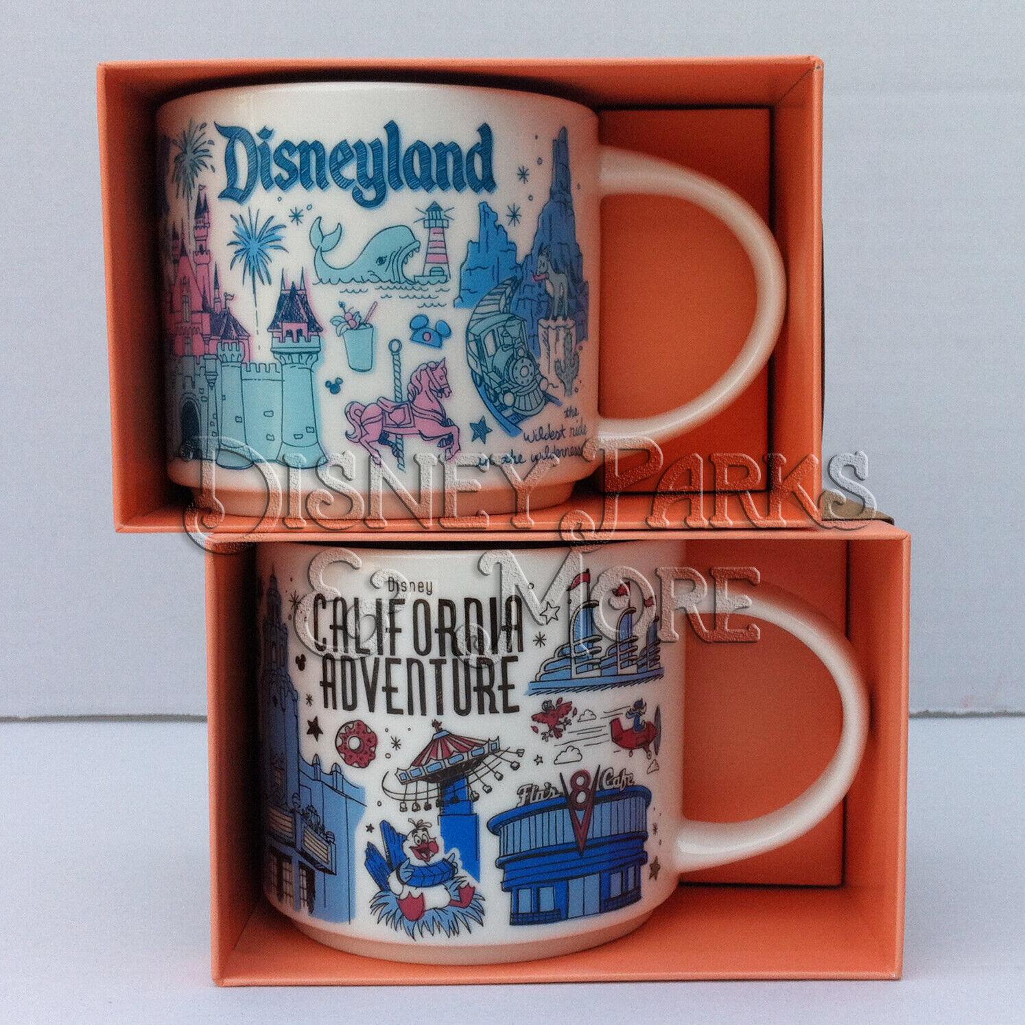 Starbucks Disneyland & Disney California Adventure DCA BEEN